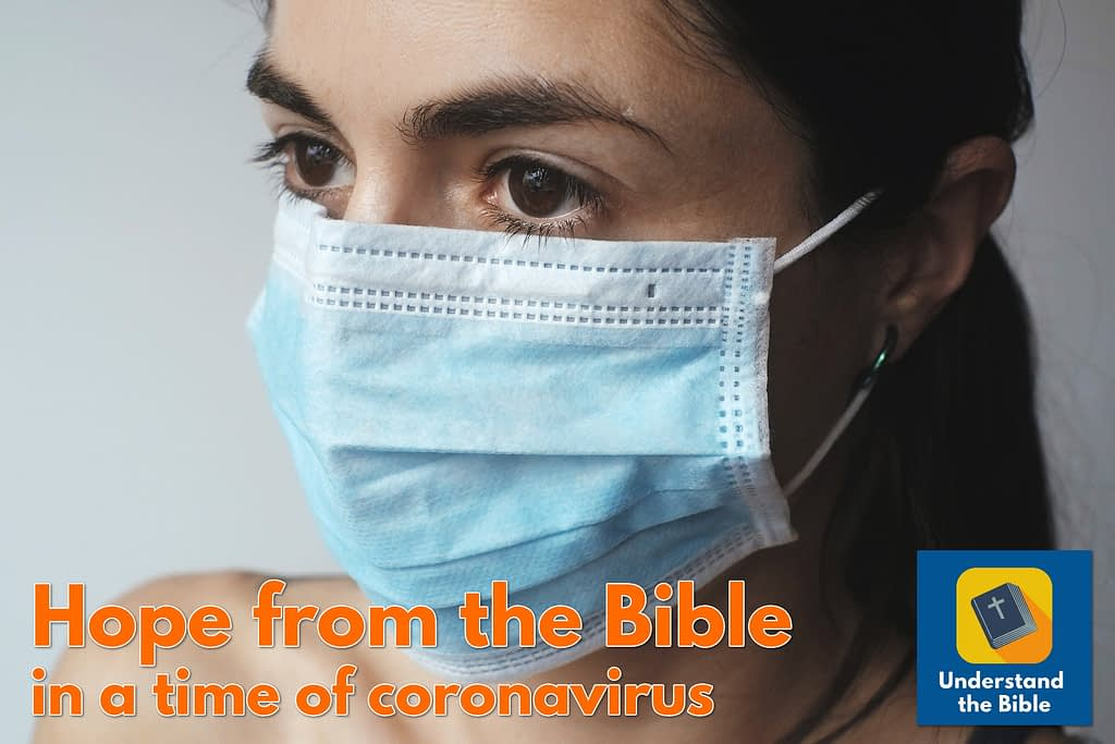 Hope in a time of Coronavirus title