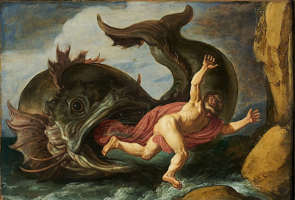 Jonah and the Whale (Painting)