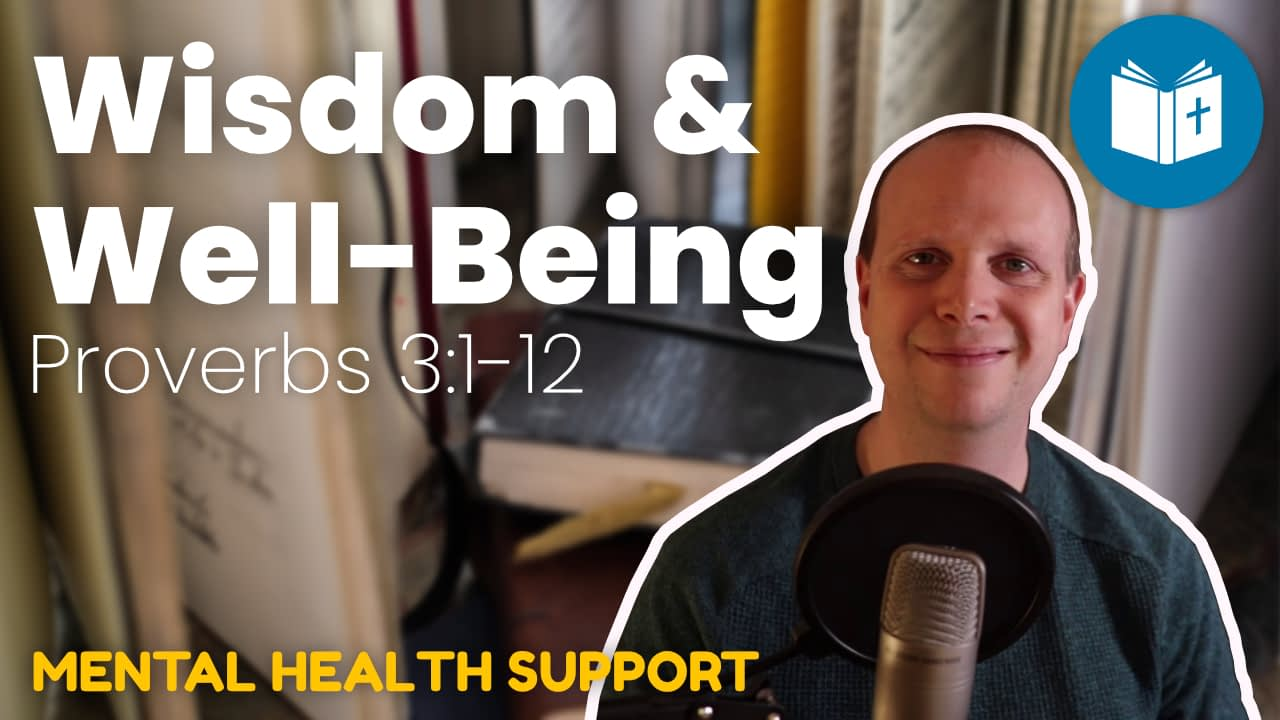 Mental Health Support – Wisdom & Well-being