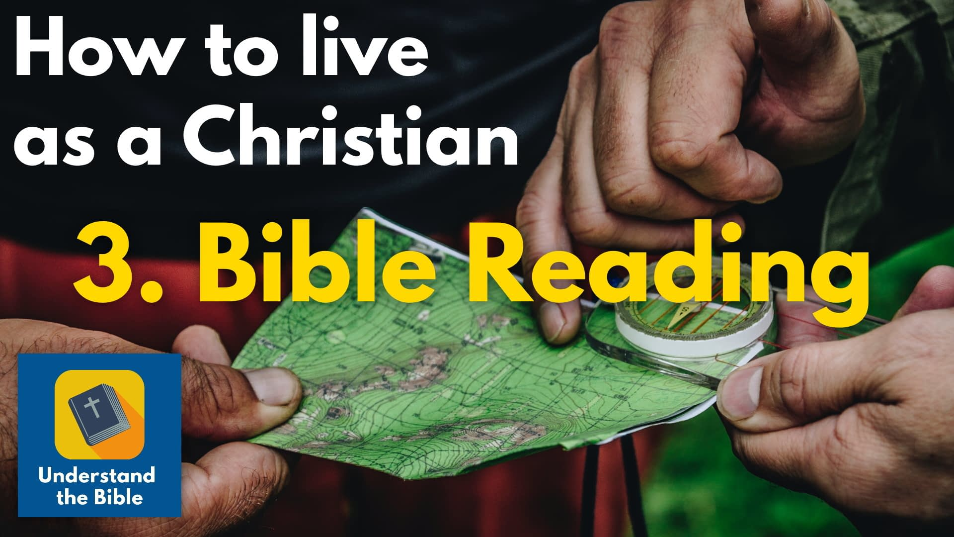 How to read the Bible for beginners